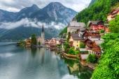 Швейцарское озеро