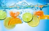 Лайм и вода