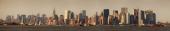 Манхеттен.Вид с Верхней бухты