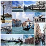 Венеция коллаж