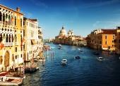 Венецианский канал днем