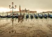 Венеция утром