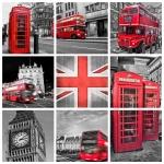 Лондон коллаж
