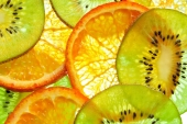 Киви и апельсины