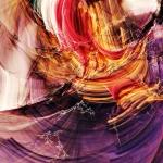 Потоки цвета