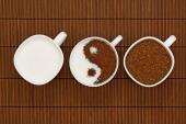 Кофе молоко