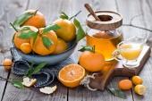 Мандарины и мед