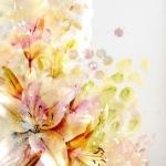 Лилия пастель