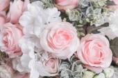 Нежные лепестки цветов