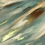 Абстракция холст. Шармон
