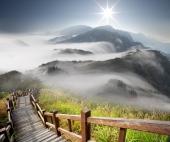 Дорожка в горах