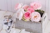 Бело-розовое счастье