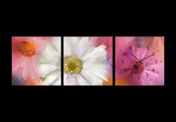 настенные часы с сюжетом Живопись