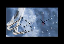 настенные часы с сюжетом Праздники