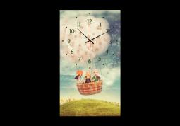 настенные часы с сюжетом Детское