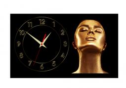 настенные часы с сюжетом Арт постеры