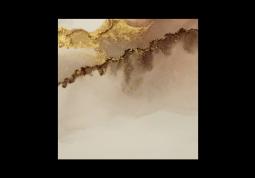 модульная картина Абстракция Мрамор. Древесная волна