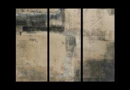 модульная картина Абстракция холст. Бруванг