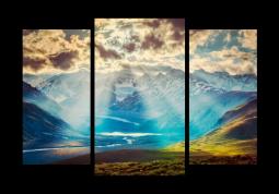 модульная картина с сюжетом Природа