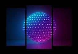 модульная картина Сфера