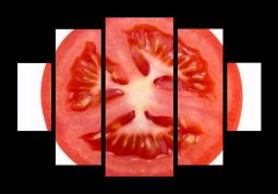 модульная картина Томат