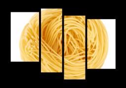 модульная картина Спагетти
