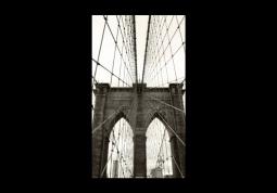 модульная картина Город. Нью-Йорк мост
