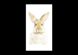 модульная картина Кролик