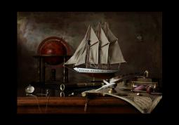 модульная картина с сюжетом Арт постеры