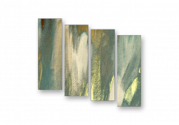 модульная картина Абстракция холст. Френтиск